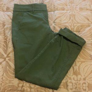 LOFT Pants - LOFT rolled skinny chinos 2
